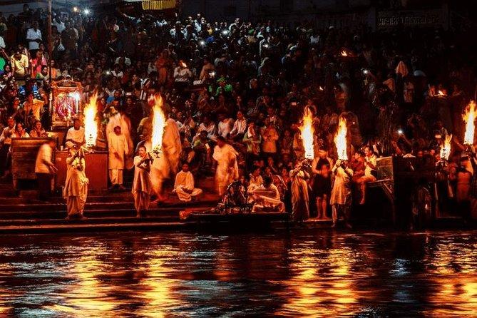 Same Day Ganges Haridwar Tour