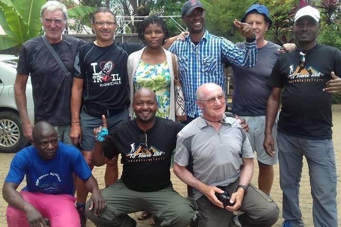 6 Days Marangu Route Climb