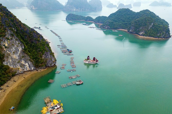 The Escape Sails – A Luxury Halong Bay Day Tour with a Difference photo 11