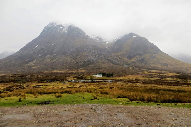 3-day Private Tour: Glasgow, Lochs and Glens