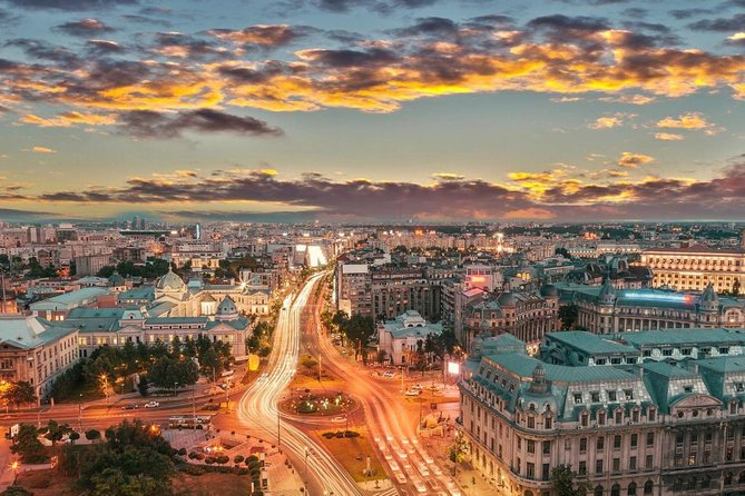 Departure Private Transfer Bucharest to Bucharest BBU Airport by Luxury Car