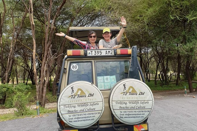 4 Days Tanzania Luxury Safari