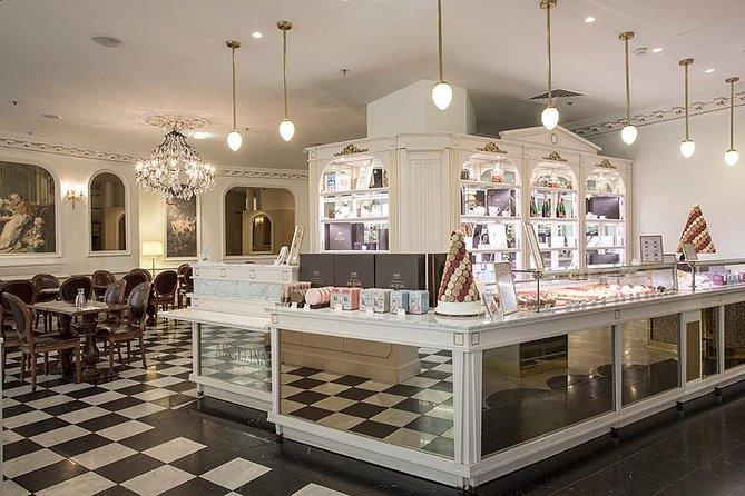 Experiencia de compras VIP con acceso a salón, almuerzo y traslado, Paris, FRANCIA
