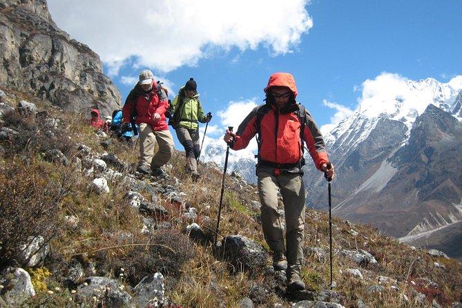 Langtang Valley to Kyanjing Gompa 9 Days Trek