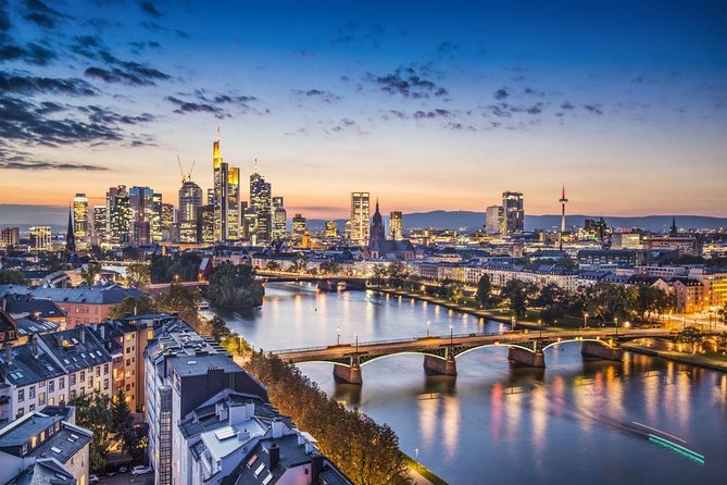 Departure Private Transfer to Frankfurt International Airport by Business Car
