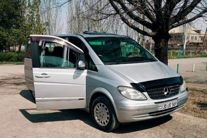Transfer from Yerevan to Tbilisi