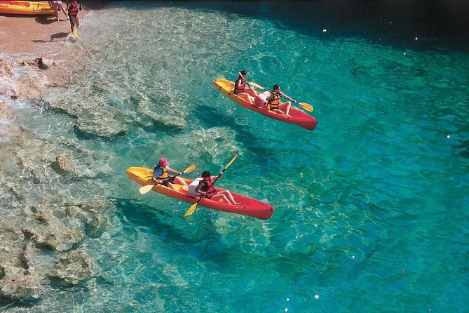 Dubrovnik Shore Excursion: Sea Kayak and Snorkeling Small-Group Tour