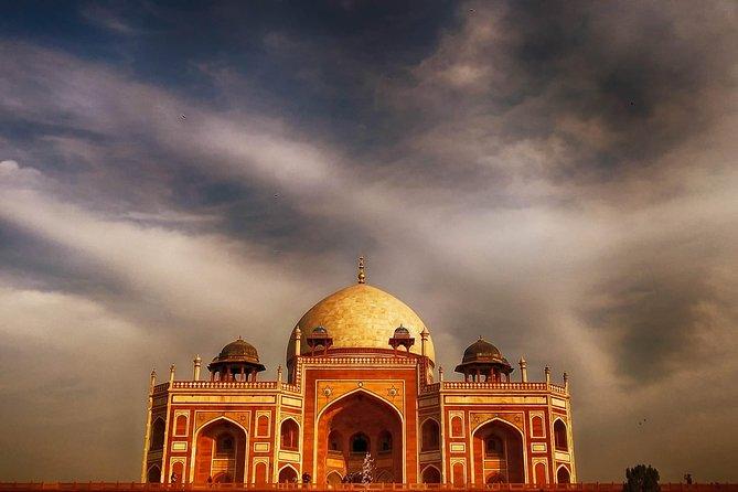 Audio Guided Walking Tour of Humayun's Tomb & Nizammudin Basti, Delhi
