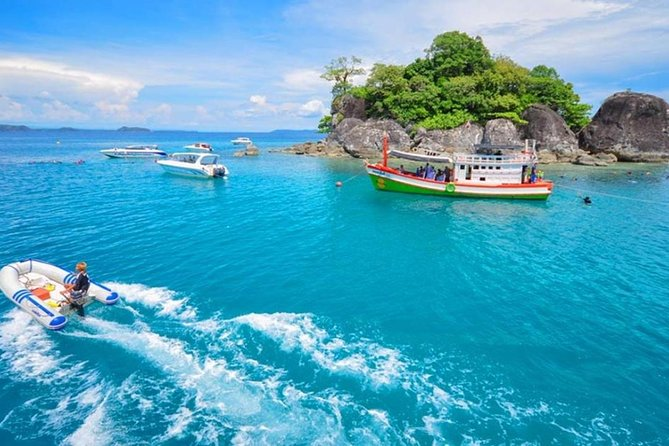 Package tour 4 days 3 nights Koh Chang (Chang Island)