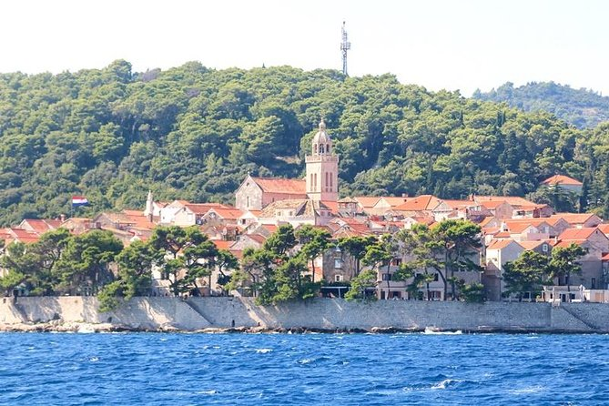 Island of Korcula with Wine Tasting Day Trip from Dubrovnik