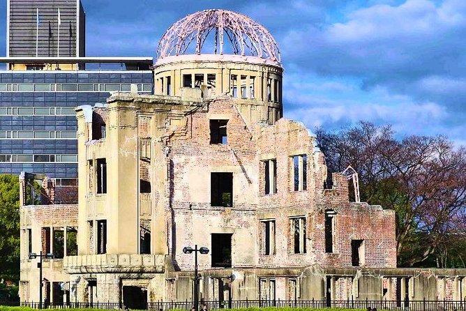 Hiroshima City & Miyajima UNESCO World Heritage Full Day Tour
