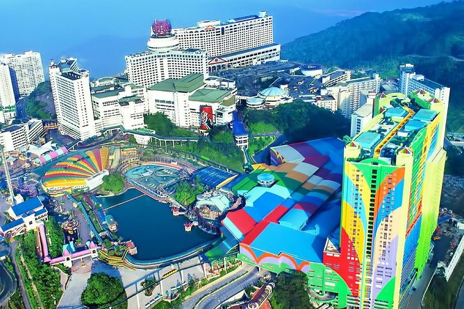 Genting Highland & Batu Caves Day Trip Include 2-Way Cable Car Ride