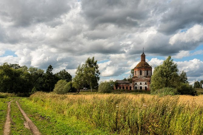 Road Tripping From Moscow to St. Petersburg
