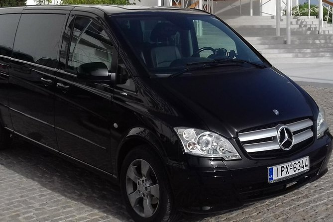 Private Transfer / Athens Airport – Nafplio or Tolo / Up to 8 Persons