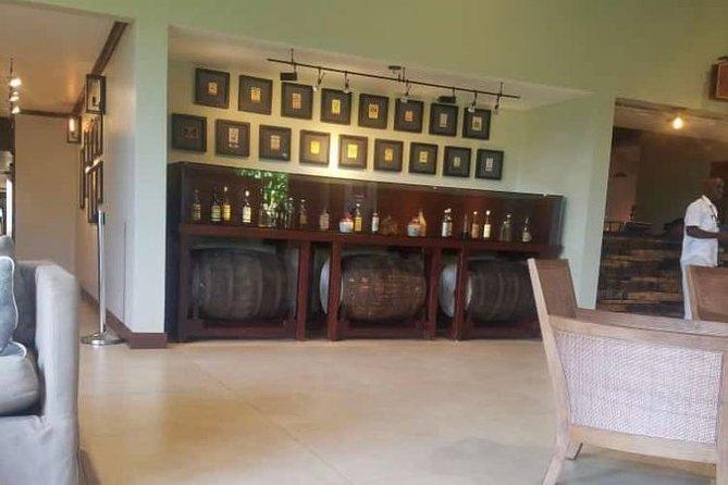 Appleton Estate Rum and Floyd's Pelican Bar Tour