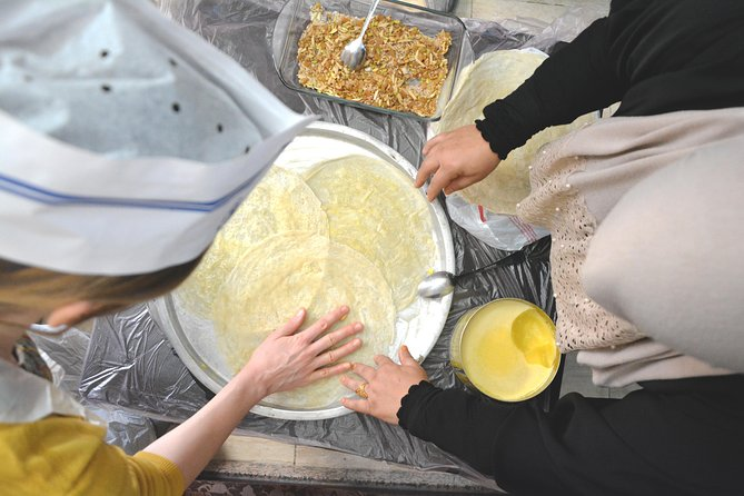 Aqaba Hooh Sweets Making Experience