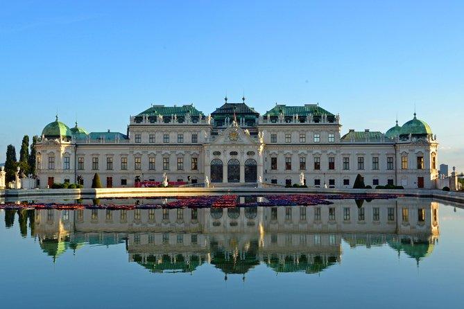 Private transfer: Salzburg to Vienna