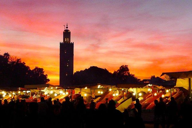 2 Days: Marrakech City Venue Tour - Desert & Atlas Mts. Berber Village Excursion