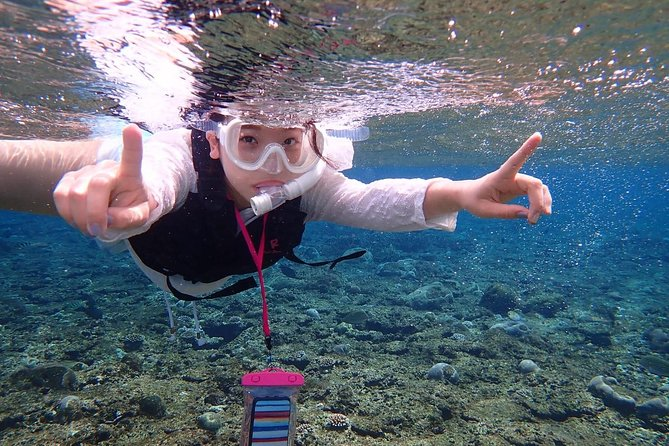 [Okinawa Ishigaki] Snorkeling tour at Ishigaki-Blue Cave