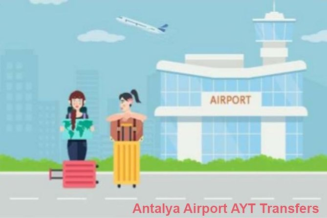 Antalya Kestel Hotels to Antalya Airport AYT Transfers photo 12