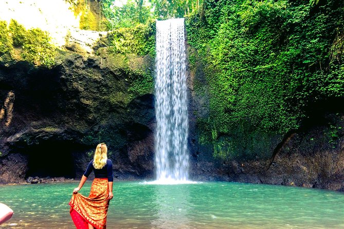Bali Waterfalls and Temples Tour