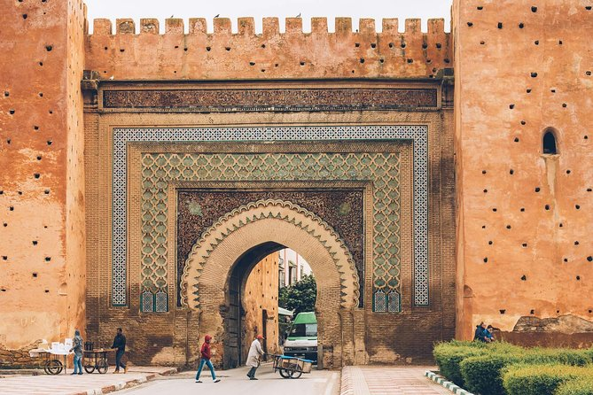 Excursions from Fez to Meknes Volubilis and Moulay Idriss