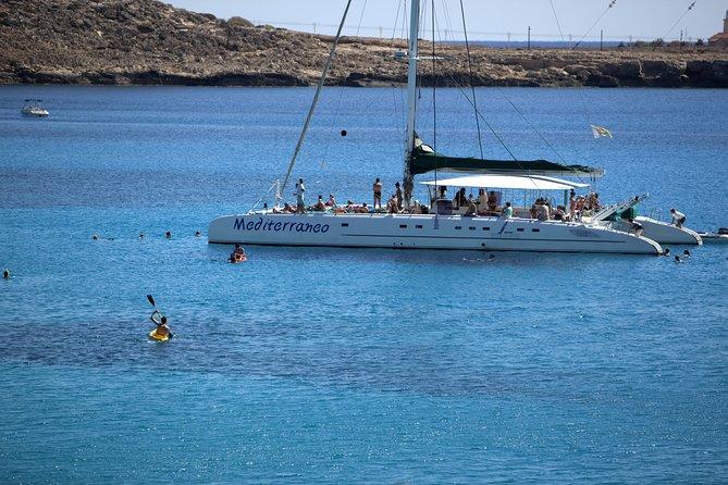 VIP Catamaran Ayia Napa