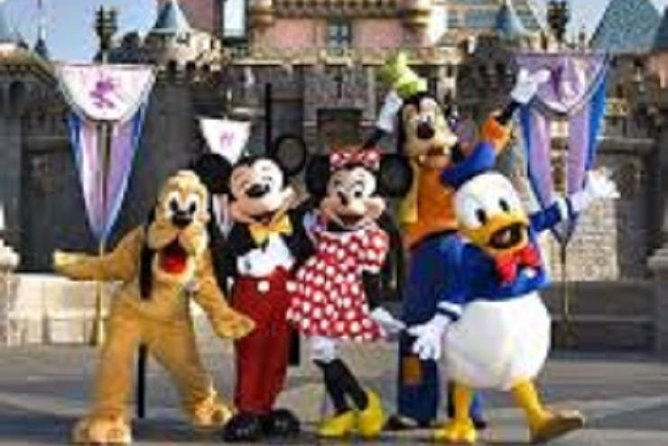 Private Disneyland Transfer from Charles de Gaulle (CDG)-Orly (ORY) Airport