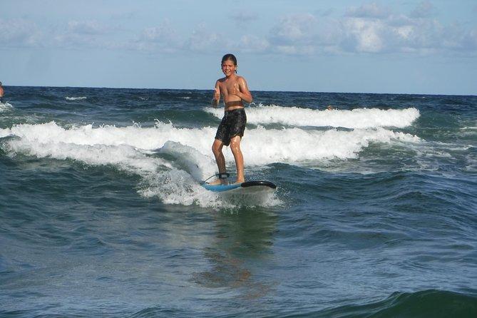 Surf Lessons Fort Lauderdale