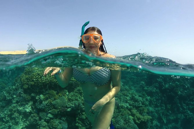 Royal Giftun Island VIP Snorkeling Sea Trip With massage & Fishing - Hurghada