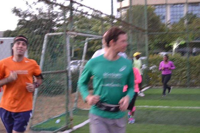Trail Running in Nairobi, Kenya