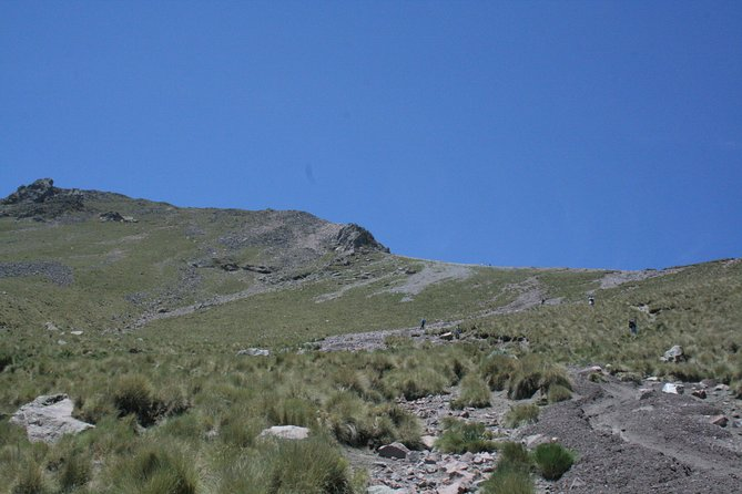 Mountaineering Malinche (4,460 meters)