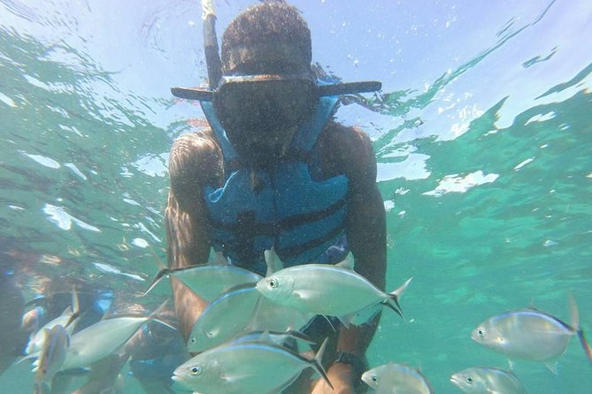 Snorkeling Catamaran Tour with Optional Snuba & Parasailing.