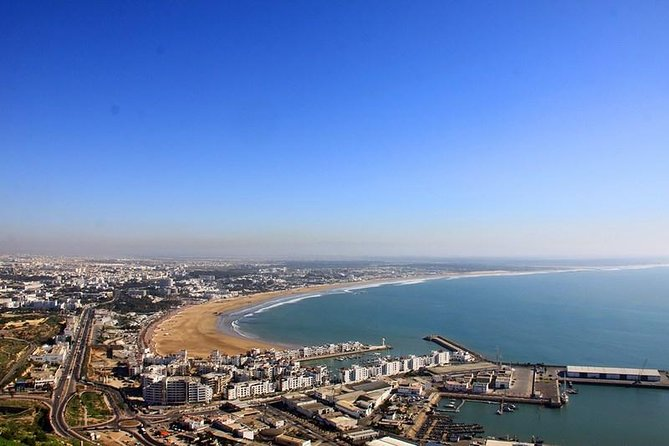City tour of Agadir