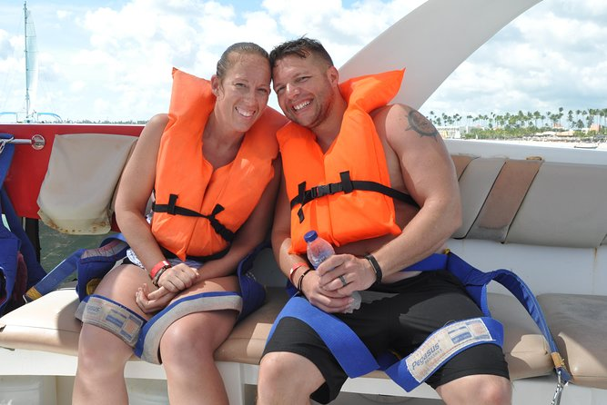 Platinum catamaran party cruise and Snorkeling.