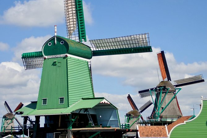 Semi-Private Tour to Windmills and Countryside Villages from Amsterdam