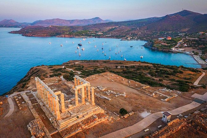 Cape Sounio Temple Of Poseidon Half Day Private Tour & Yoga or Pilates Session photo 4