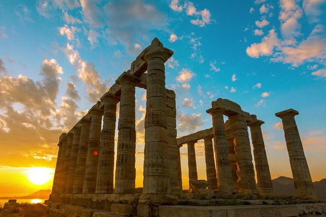 Cape Sounio Temple Of Poseidon Half Day Private Tour & Yoga or Pilates Session photo 6