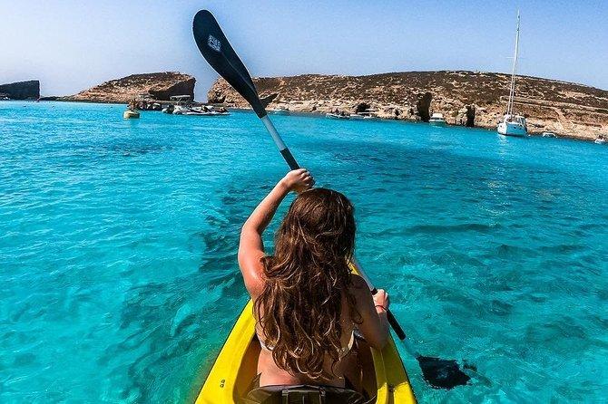 Kayak & Speedboat Journey to Blue Lagoon