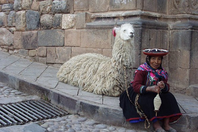 Private Half Day City Tour of Cusco