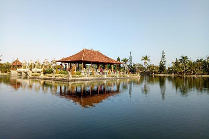 natural scenic culture of bali