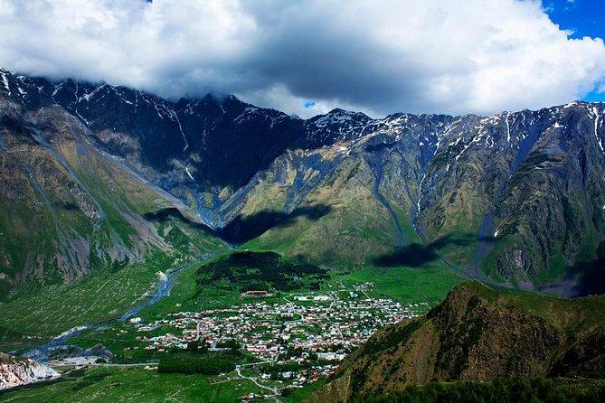 Day trip khevi province kazbegi (1 to 7 persons )