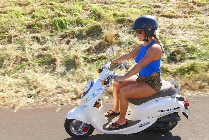 Island Cruiser Rental - 808 Mopeds