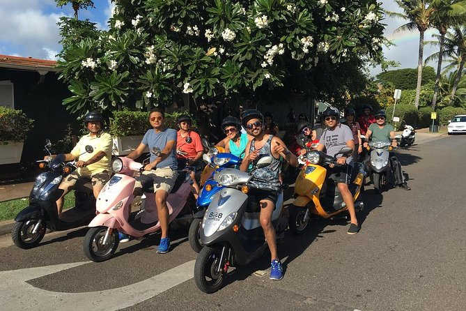 Sporty Cruise Rental - 808 Mopeds