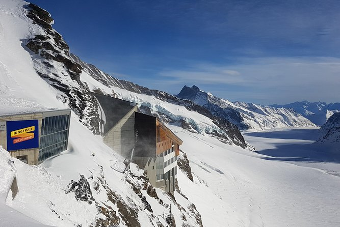 Self-Guided Tour: Jungfraujoch - Top of Europe