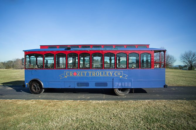 Spirits Loop Tour with Crozet Trolley Co.