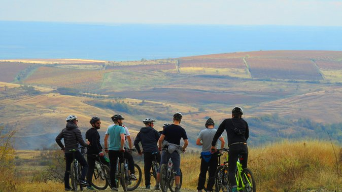 The wine route by bike - two day trip photo 3
