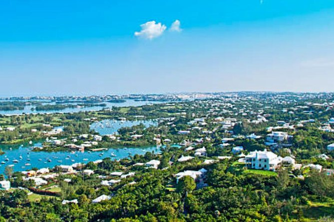 Bermuda Shore Excursion: Kings Wharf Full Island Tour