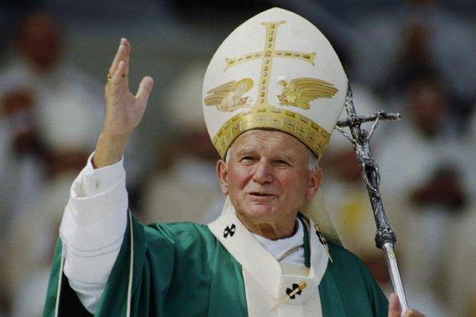 Geschiedenis van Johannes Paulus II: privétour
