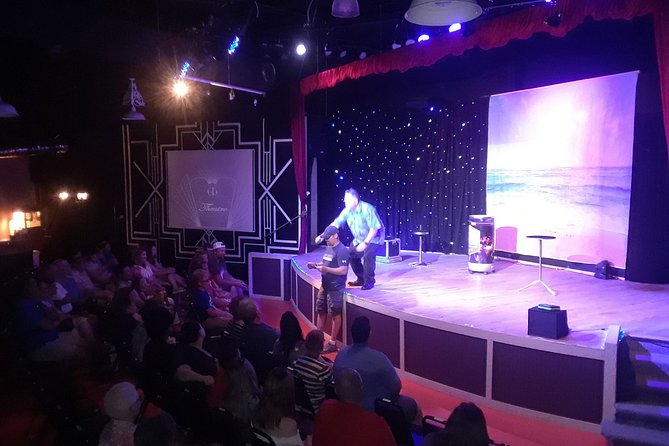 Magic Show with Michael Bairefoot